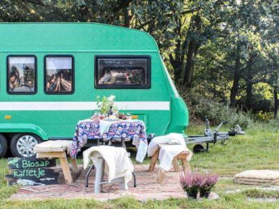 23-08-2017: Reportage Caravan2Business: Biezenmortel en Noordwijk Foto: Gertjan Kooij