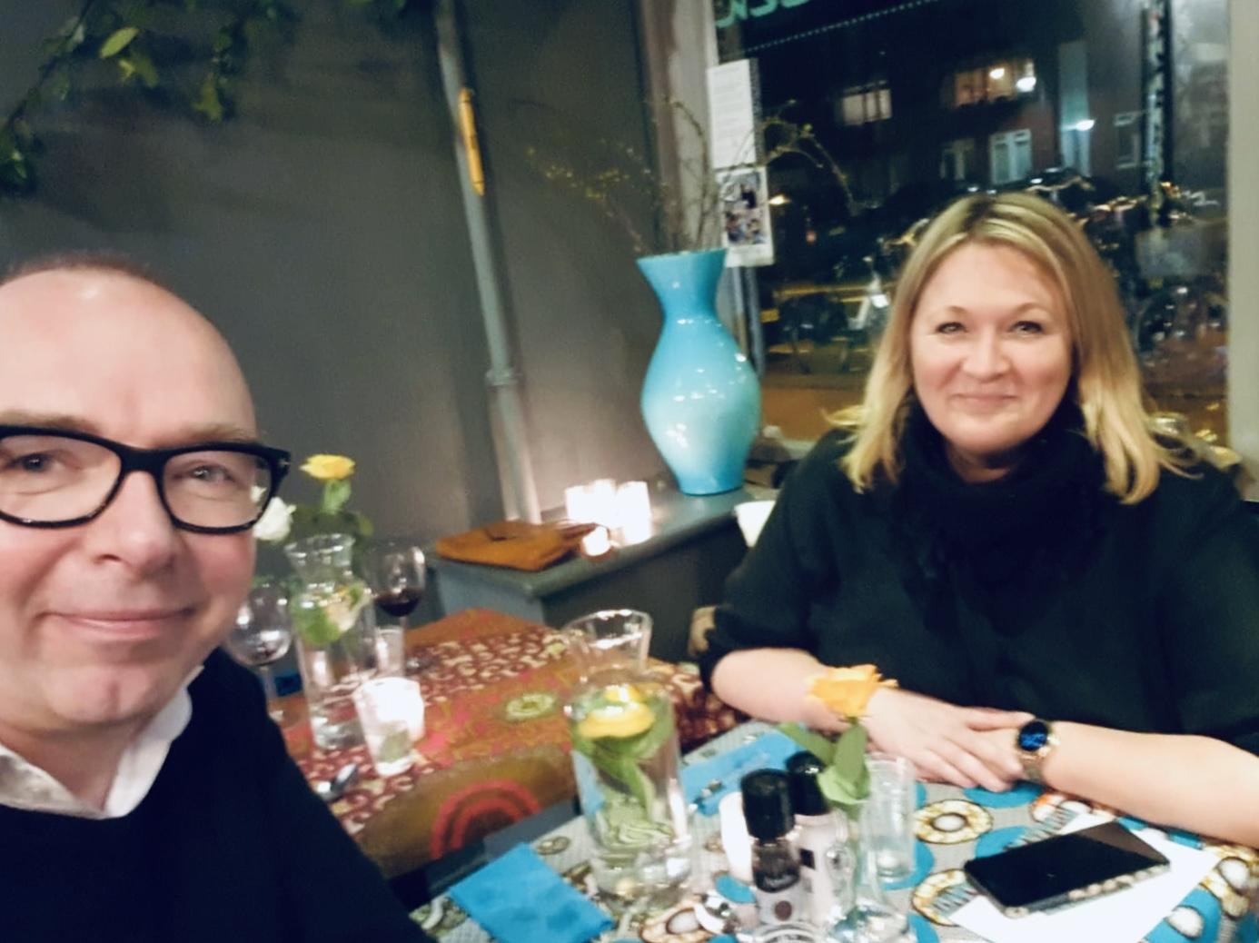 Wereldse gerechten zorgen voor verbinding op je zakelijke event