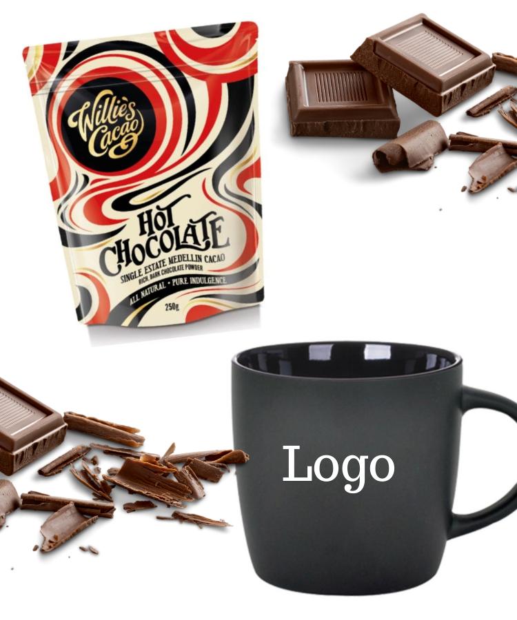 chocolademelk relatiegeschenk